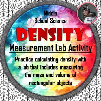 Density Measurement Lab Activity