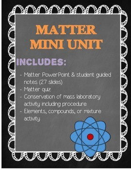 Density: Mini Unit