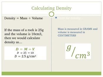 Density PPT