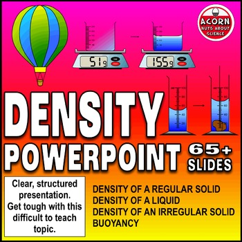 Density Powerpoint
