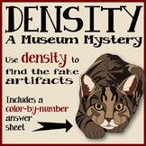 Density Practice: Story-based Density Problem Solving