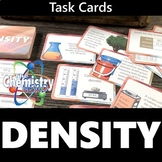 Density Printable Task Cards Activity