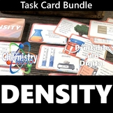 Density Printable and Digital Task Card Bundle