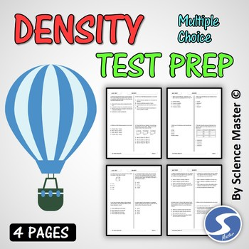 Density Test Prep