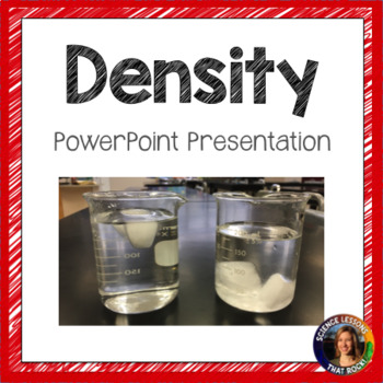Density SMART notebook presentation