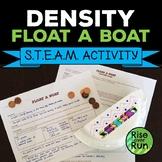 Density STEAM / STEM Activity