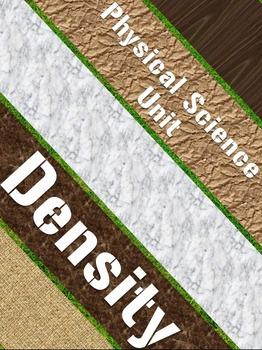 Properties of Matter: Density Unit