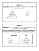 Density Stations Cards and Student Worksheet