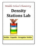 Density Stations Lab- Middle School Science