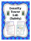 Density Tower Lab-Salinity