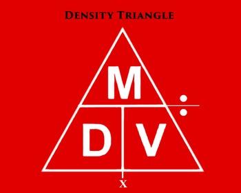 Density Triangle