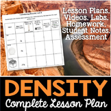 Density Unit - Everything You Need to Teach Density