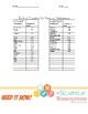 Density Worksheet C with KEY