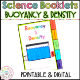 Density and Buoyancy Tabbed Booklet