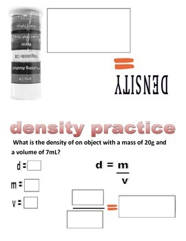 Density foldable