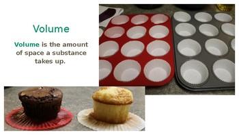 Density in Dessert!  -  Mass Volume Density Experiment