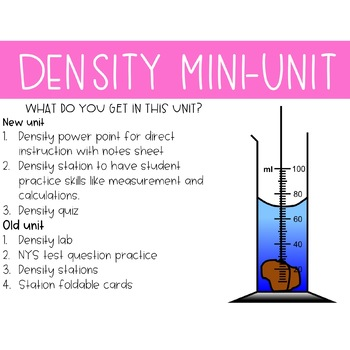 Density mini-unit