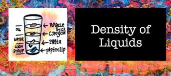 Density of Liquids