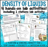 Density of Liquids Labs Activities