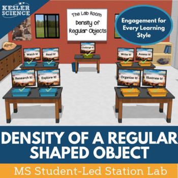 Density Student-Led Station Lab