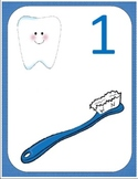 Dental Counting Cards