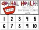 Dental Health 10 Frame Counting Interactive Book