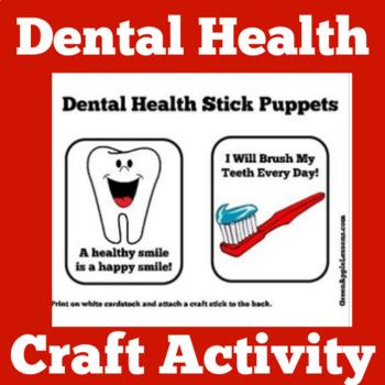 FREE Dental Health Activity