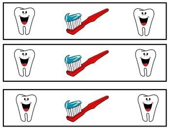 Dental Health Activity | Dental Health Month | Dental Health Craft