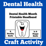 Dental Health | Preschool Kindergarten 1st 2nd 3rd Grade |