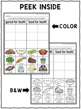 Interactive Activities - Dental Health
