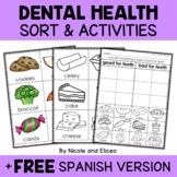 Dental Health Sort Activities