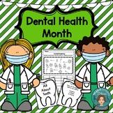 Dental Health and Hygiene for lower elementary