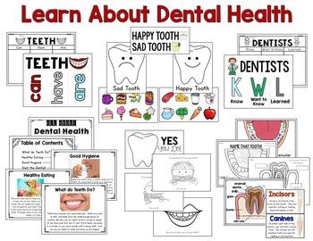 Thematic Dental Health Unit