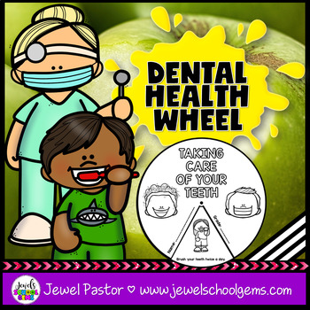 Dental Health Activities (Dental Health Week Craft)