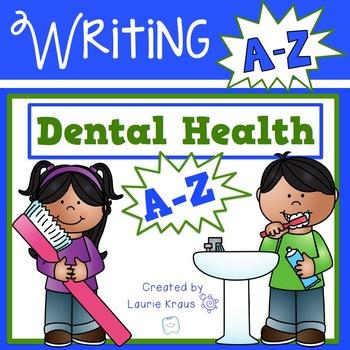 Dental Health A-Z Book