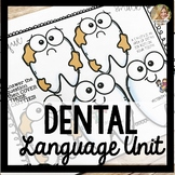 Dental Health Activities | Visiting the Dentist | Speech and Language Therapy