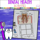 Dental Health Activities and Printables