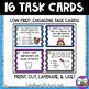 Dental Health Activity:  SCOOT Task Cards