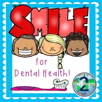 Dental Health Awareness FREEBIE