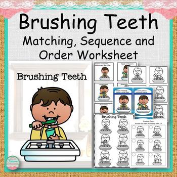 Dental Health Brushing Teeth