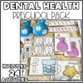 Dental Health Preschool Pack