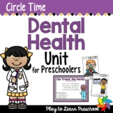 Dental Health Circle Time Unit