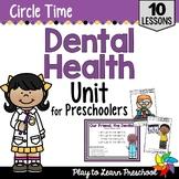 Dental Health Preschool Unit