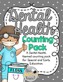 Dental Health Counting Pack