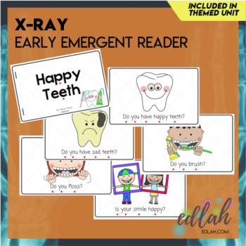 Dental Health Early Emergent Reader