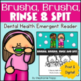 Dental Health Emergent Reader