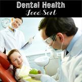 Flash Freebie! Dental Health Food Sort