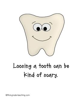 Dental Health Fun For Literacy and Math