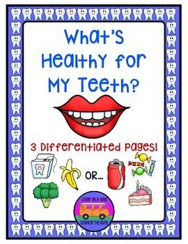 Dental Health - Healthy or Not Healthy