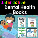 Dental Health Interactive Books